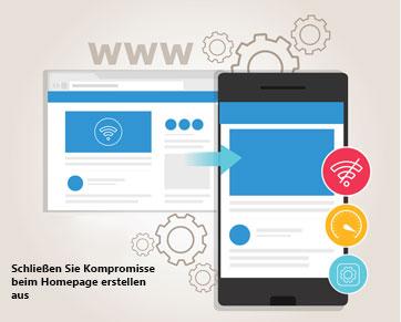 Website erstellen oder Homepage Duisburg