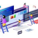 Verwenden einer Landing Page für den Online-Shop