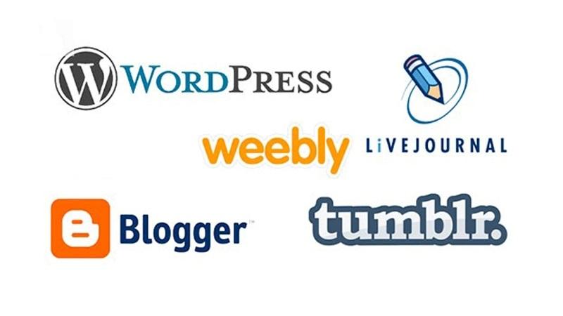 Blogging-Plattform